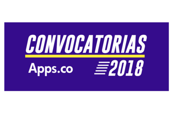 CUATRO CONVOCATORIAS DE APPS.CO ABIERTAS PARA EMPRENDEDORES DIGITALES
