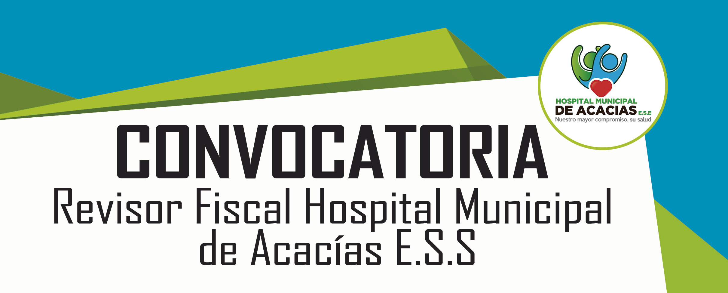 CONVOCATORIA REVISOR FISCAL HOSPITAL MUNICIPAL 2020
